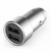 ���� �� ������������� �������� ���������� Xiaomi Mi Car Charger 2 USB Silver