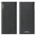 Цены на Proda Kinzy PPP - 13 10000 mAh Black Ёмкость: 10000mAh Вход: microUSB,   5V/ 1.5A Выход: 2 порта USB - A,   5V/ 2A Время зарядки: 5 часов при зарядке зарядным устройством 5V/ 1.5A и стандартным кабелем