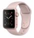 Цены на Watch Series 2 38mm with Sport Band MNNY2 Rose/ Gold Операционная система Watch OS Установка сторонних приложений есть Поддержка платформ iOS 8 Поддержка мобильных устройств iPhone 5 и выше Уведомления с просмотром или ответом SMS,   почта,   календарь,   Facebo