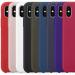Цены на Накладка Silicon Case для OnePlus 7 Blue