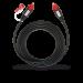 Цены на Цифровой оптический кабель OEHLBACH Red Opto Star 0.5 м (6002)   Оптический цифровой аудиокабель,   оснащенный двумя металлическими штекерами TOSLINK. Инновационный дизайн цифрового кабеля,   содержащего ультрачистые оптоволоконные проводники,   обеспечива