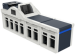 Цены на Сортировщик банкнот GRG CM800 GRG CM 800 —  профессиональный счетчик - сортировщик банкнот,   предназначенный для проверки подлинности банкнот на экспертном уровне,   для сортировки банкнот различных валют по номиналу,   ориентации,   ветхости. Высокоточный да