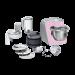 Цены на Кухонный комбайн Bosch MUM58K20 розовый/ серебристый Кухонный комбайн Bosch MUM58K20 розовый/ серебристый MUM58K20