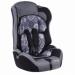 Цены на BamBola Primo  -  детское автокресло 9 - 36 кг одуванчик серо - черный Детское автомобильное кресло Primo предназначено для детей от 1 года до 12 лет весом от 9 до 36 кг. Отличительным свойством автокресла является его универсальность: по мере роста ребенка,   кр
