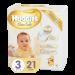 Цены на Huggies Elite Soft 3 Тип  -  Подгузники,   Особенности  -  Индикатор наполнения,   Вес ребенка  -  5 - 9,   Количество в упаковке  -  21,   Вес упаковки  -  0.67,   Пол  -  Для мальчиков и девочек,   Вес ребенка  -  от 5 кг,   Назначение  -  Универсальные