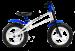 Цены на JD Bug Neutral TC03 Страховочные колеса  -  Нет,   Клаксон/ звонок  -  Нет,   Диаметр заднего колеса/ колес  -  304,   Диаметр переднего колеса  -  304,   Привод  -  Ручной,   Возможность установить страховочные колеса  -  Нет,   Вес  -  3.26,   Тип тормоза  -  Барабанный,   Управление ру