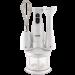 Цены на Vigor HX - 5910 Тип  -  Погружной,   Измельчитель  -  Нет,   Емкость мельнички  -  0.5,   Количество скоростей  -  3,   Мощность  -  200,   Емкость измельчителя  -  0.5,   Мерный стакан  -  Есть,   Беспроводное использование  -  Нет,   Материал корпуса  -  Пластик,   Емкость мерного стакана  -