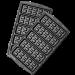 Цены на RAMB - 13 Антипригарное покрытие  -  Есть,   Для моделей  -  Любой мультипекарь Redmond,   Форма для мультипекаря  -  Мини - вафли,   Количество предметов в комплекте  -  1,   Тип  -  Панель для мультипекаря
