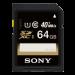 Цены на Sony SF - 64UY/ T1 Картридер  -  Нет,   Тип карты памяти  -  SDXC,   Скорость чтения  -  40,   Ширина  -  24,   Скорость записи  -  15,   Класс скорости  -  Class 10,   Вес  -  2,   Объем памяти  -  64,   Высота  -  32,   Глубина  -  2.1,   Поддержка UHS  -  UHS - I,   Цвет  -  Золотистый,   Глубина  -  0.2,