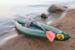 Цены на Таймтриал Одноместная надувная байдарка (каяк) Варвар - 310 универсальное судно,   предназначенное и для спортивного сплава по бурным и порожистым рекам и для спокойных путешествий по озерам. Легкий,   компактный и элементарный в сборке Варвар отлично подойдет