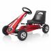 Цены на Kettler Детская педальная машина кетткар MELBOURNE быстро станет любимой игрушкой вашего малыша,   ведь на ней с легкостью можно передвигаться и изучать различные живописные места,   которых так много вокруг. Рама машинки изготовлена из высокопрочной стальной