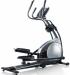 Цены на NordicTrack Эллиптический тренажер E7.1 для домашних тренировок с длиной шага 45 см и регулируемым вручную углом наклона рампы до 20 градусов.