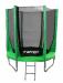 Цены на Optifit Батут JUMP 8FT зеленый  -  легкий в сборке,   надежный батут,   прекрасно смотрится,   как на улице так и в помещении. Особенности батута JUMP 8FT зеленый Благодаря своему компактному размеру,   батут можно поставить даже в квартире или на маленьком участке