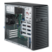 Цены на Сервер BRIGO TS - E34NH - S 201805S SERVER BRIGO TS - E54H - S MidiTower /  PSU 300W( 1)  /  Single Socket 1151 /  Intel C236 /  1х CPU Intel Xeon E3 - 1230v6,   3.5GHz,   4core/ 8T upto 1 CPU max /  16Gb ( 1x16Gb)  DDR4 2400MHz ECC upto 64Gb 4xDIMM /  SSD 1x 200G