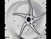 Цены на YOKATTA MODEL - 2 6x15/ 5x105 D56.6 ET39 W + B
