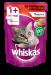 Цены на Whiskas Паучи Whiskas Мясной паштет для кошек 85 г (85 г,   Утка) Предложите Вашей кошки вкусный мясной паштет,   чтобы она получала не только удовольствие,   но и полноценный рацион. В его состав входят все питательные вещества,   витамины и минералы,   необходимы
