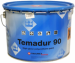 Цены на Краска Тиккурила Темадур 90 двухкомпонентная высокоглянцевая полиуретановая 3 л база tcl Тип: Двухкомпонентная полиуретановая краска с отвердителем на основе алифатического изоцианата.Назначение: Для окраски поверхностей,   подвергающихся атмосферному и/ или