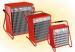 Цены на Переносной тепловентилятор для надежной работы в любых условиях Frico Tiger p51