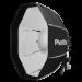 Цены на Софтбокс Phottix Spartan Beauty Dish White 70 см  +  переходное кольцо на Bowens