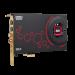 Цены на Звуковая карта Creative PCI - E Sound Blaster ZXR (Sound Core3D) 5.1 Ret