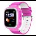 Цены на Детские умные часы Smart Baby Watch Q80,   розовые