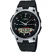 Цены на Наручные часы Casio Combinaton Watches AW - 80 - 1A Кварцевые часы. 12 - ти и 24 - х часовой формат времени. Таймер обратного отсчета. Отображение даты: число,   день недели. Будильник. Секундомер.