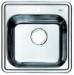 Цены на Мойка для кухни нержавеющая сталь,   полированная Iddis Strit STR48P0i77 Раковина из нержавеющей стали Iddis Strit S STR48P0i77 (485*485) полированная