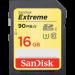Цены на Карта памяти Sandisk Extreme Pro SDHC 16GB class 10 UHS - 3 (90/ 40MB/ s)