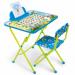 Цены на Набор мебели Ника Веселая Азбука (стол с мягким стульчиком) КУ2ВА