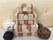 Цены на Шкатулка 3 предметная h2 - 4 - 005 коричневая с полоской Набор шкатулок из бамбука состоит из 3 отдельных шкатулочек. Прекрасно подходит для подарка как одному человеку,   так и разным людям. Хорошо подходит для бижутерии и хранения разных мелочей. Каждая шкату