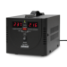 Цены на PowerMan AVS 500D black Максимальная выходная мощность 500 ВА Эффективная мощность 250 Вт Входное напряжение 140  -  260 В Количество розеток 2 шт.