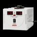 Цены на PowerMan AVS 1000D Максимальная выходная мощность 1000 ВА Эффективная мощность 500 Вт Входное напряжение 140  -  260 В Количество розеток 2 шт. AVS 1000D
