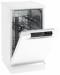 Цены на Gorenje Посудомоечная машина Gorenje GS53110W Макс. температура воды на заливе: 60 °C Мотор: Асинхронный однофазный мотор Индикатор выбранной программы Индикатор ВКЛ./ ВЫКЛ. Управление: Кнопочная панель управления со светодиодной индикацией Температурные р