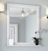 Цены на Акватон Зеркало с полочкой Акватон ЛЕОН 65 1A187102LBPS0 дуб белый Тип: зеркало навесное для ванной комнаты Монтаж: настенный Ширина: 650 мм Высота: 803 мм Глубина: 119 мм Форма: прямоугольная Полочка: есть Подсветка: нет Материал корпуса: МДФ
