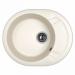 Цены на Dr.Gans Кухонная мойка Dr.Gans БЕРТА 580 белый Тип: мойка кухонная Материал: искусственный гранит Форма: овальная Ширина мойки: 580 мм Длина мойки: 470 мм Глубина мойки: 200 мм Установка: встраиваемая сверху Число основных чаш: 1 Крыло: есть,   оборачиваема