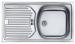 Цены на Franke Кухонная мойка Franke ETL 614 (031.081.010) (101.0060.167) 3,  5 оборач Технические параметры: Производитель: Franke Материал: нержавеющая сталь Форма мойки: чаша с крылом Размер шкафа: от 45 см Страна изготовления: Германия ETL 614 3.5 (101.0060.167