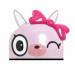 """Цены на Rexco Шлем Rexco 3D КОШЕЧКА ПИЧЧИ розовый HPG015 Детский 3D Шлем """" КОШЕЧКА ПИЧЧИ""""  выполнен в необычном привлекательном дизайне. Наружная часть  -  пластик ABS,   3D детали  -  мягкий EVA пластик,   внутренняя отделка  -  мягкий впитывающий полистирол EPS,"""