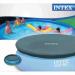 Цены на Intex Тент Intex для бассейнов 244 см 28020 Тент для надувных круглых бассейнов диаметром 244 см Intex 28020 предназначен защищать бассейн от воздействия окружающей среды или неблагоприятных погодных условий. Благодаря тенту в бассейн не будут попадать ос