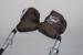 """Цены на Сдобина Муфта для рук на коляску Сдобина РУКАВИЧКИ (Темно - коричневый) 96.1 Оригинальная и стильная муфта для рук """" Рукавички""""  сохранит тепло Ваших рук в морозную и холодную погоду. Благодаря своей универсальной конструкции,   меховая муфта подойдет"""