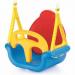 Цены на Dolu Подвесная пластиковая качелька 3 в 1 Dolu DL_7055 Подвесная пластиковая качелька 3 в 1  -  Качель трансформируется вместе с вашим ребенком: у нее есть съемное защитное крепление и съемная спинка.  -  Имеет прочные веревки  -  Сидушка выгнутая просторная и