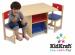 Цены на KidKraft Набор мебели KidKraft Star (стол + 2 стула + 4 ящика) 26912_KE Обставить комнату ребенка мебелью бывает очень сложно,   ведь крохи тоже участвуют в процессе ее подбора. Но этот комплект понравится и родителям,   и детям,   так как очень удобен в использова