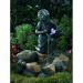 Цены на GREEN APPLE Фонтан садовый GREEN APPLE GWXF01185 Девочка с рыбкой Садовые фонтаны — отличное решение,   если вы хотите украсить ландшафт участка своего загородного дома,   коттеджа,   дачи с минимальными затратами сил и средств. Размер 64 см