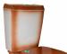 Цены на Rosa Крышка для бачка Rosa РЕССА Вн Кзп145 коричневая Тип: крышка для бачка Монтаж: на бачок Форма: овальная Материал: фарфор Ширина: 170 мм Длина: 380 мм Цвет кнопки: хром