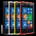 Цены на Nokia Lumia 920 Один из первых флагманов под брендом Нокиа – Nokia Lumia 920. Данный аппарат конкурирует не только с предыдущими в линейке,   но и с последними новинками других производителей,   в том числе – Iphone 5 и все ещё не потерявшего актуальности Gal