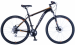 Цены на Велосипед Totem Ecosport 29 (2016) Totem Велосипед Totem ECOSPORT с 29 - ти дюймовыми колёсами – «найнер» начального уровня в модельном ряду 2016 - го года. Он обладает достойными характеристиками: 24 скорости,   все переключатели и манетки фирмы Shimano,   надёж
