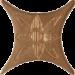 ���� �� ������������ ������ Azulev Estrella Charme Bronce ������� 6,  7x6,  7