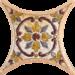 Цены на Керамическая плитка Azulev Estrella Tarancon Terra Вставка 6,  7x6,  7