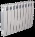 Цены на Секционный биметаллический радиатор Elegance Wave Bimetallico 350 \  06 cекций \  Элеганс Вэйв 350
