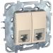 ���� �� ������������ ������� � ����� ��� ������� Schneider Electric UNICA ������� MGU5.2424.25ZD