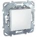 Цены на Переключатель промежуточный Schneider Electric UNICA белый MGU5.205.18ZD